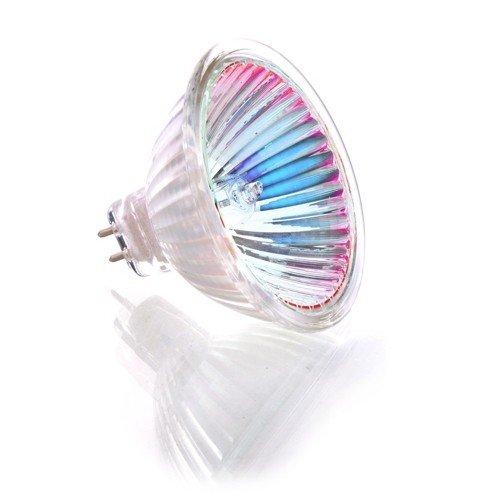 Freddo luce specchio lampada Deco Star in alluminio, 12 V AC/DC, GU5, 3/MR16, 20 W EEK: B