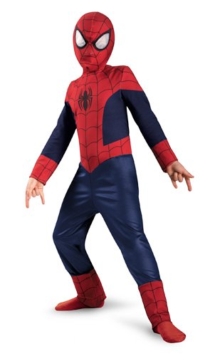 Ultimate Spider-Man Classic Costume - Large