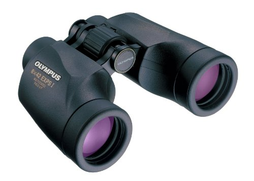 Olympus Pathfinder EXPS-1 8x42 Porro Prism Binocular