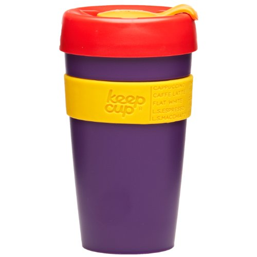 Keepcup The Worlds First Barista Standard 16-Ounce Large Reusable Cup, Bpa Free, Fixie