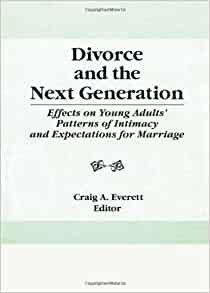 Divorce and its effects on young adults