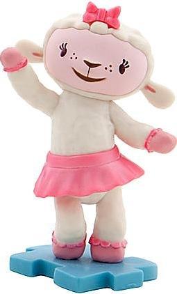 Disney Doc McStuffins 3 Inch LOOSE PVC Figurine Lambie [Lamb]