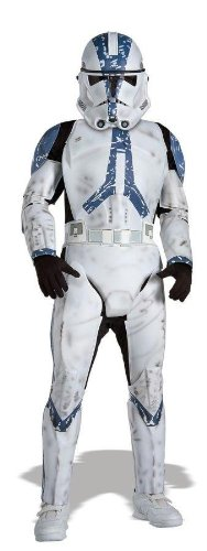 Costumes For All Occasions Ru82015Md Clone Trooper Medium Child