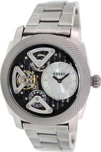 Fossil ME1120 Machine Twist Stainless Steel Watch