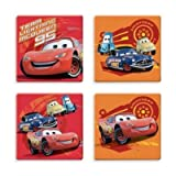 Ginsey Disney ' Pixar Cars Tub Treads (set Of 5)