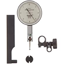 Brown & Sharpe Bestest -3 Series Dial Test Indicator Set, Top Mounted, Inch, M1.4x0.3 Thread