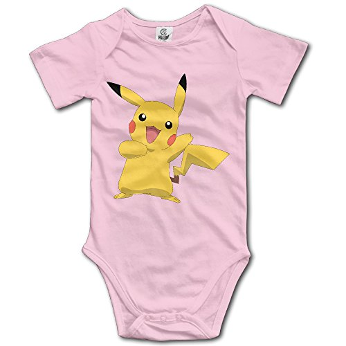 [NINJOE Newborn Baby Cartoon Animation Role Short-Sleeve RomperOutfits 12 Months Pink] (Caitlyn Costumes)