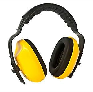 Viwanda Gelbe Kapselgehörschützer, 30er Pack  BaumarktÜberprüfung und Beschreibung