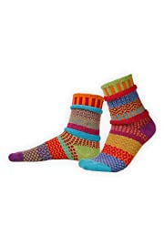 Solmate Cosmos Mismatched USA made Socks