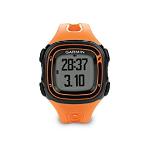 Garmin Forerunner 10 Gps Watch Black/orange