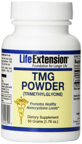 Tmg supplement side effects