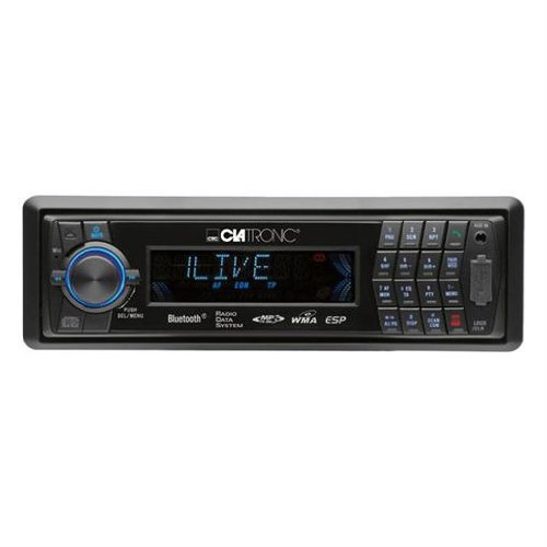 clatronic ar820 autoradio cd mp3 bt bluetooth autoradio. Black Bedroom Furniture Sets. Home Design Ideas