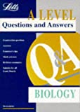 img - for Level Questions and Answers: Biology (A Level Questions & Answers) book / textbook / text book