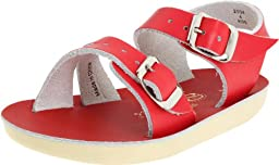 Salt Water Sandals by Hoy Shoe Sea Wees,Red,4 M US Toddler