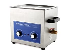 JeKen 10L Digital Ultrasonic Cleaner PS-40 with with Timer & Heater Without Basket 110V