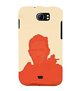 printtech Abstract Personality Design Back Case Cover for Micromax Canvas 2 A110 / Micromax Canvas 2 Plus A110Q