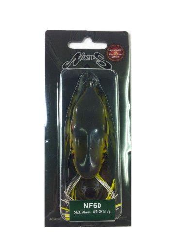 ノリーズ ルアー NF-60 FG02 モスフィメール 6922の商品画像