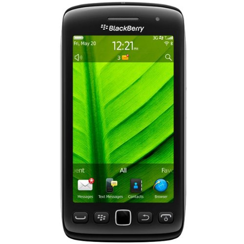 BlackBerry Torch 9860 Smartphone Unlocked with 3G 1700/2100, 5MP Camera, Touchscreen, 4GB Internal Memory-International Version