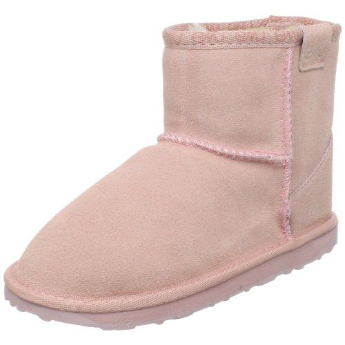 Emu Australia Wallaby Mini Boot (Toddler/Little Kid/Big Kid),Pink Lady,3 M Us Little Kid front-358247