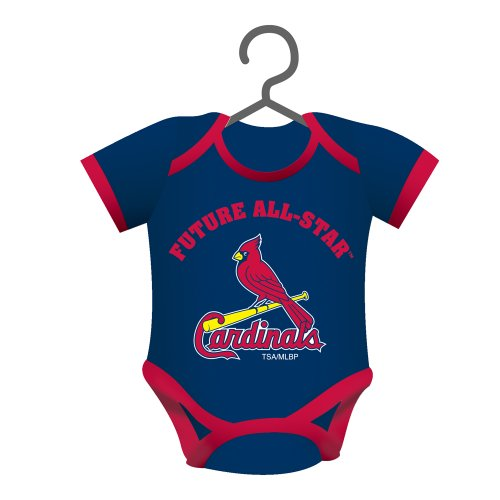 MLB Baby Shirt Ornament MLB Team: St Louis Cardinals at Amazon.com