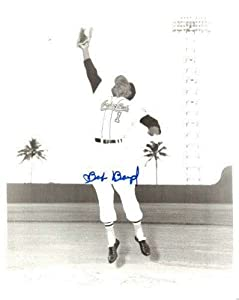 Autographed Hand Signed 8x10 Photo Bob Boyd Baltimore Orioles by Hall of Fame Memorabilia