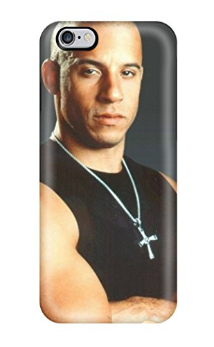New Snap-on DanielFletcher Skin Case Cover Compatible With Iphone 6 Plus- Vin Diesel