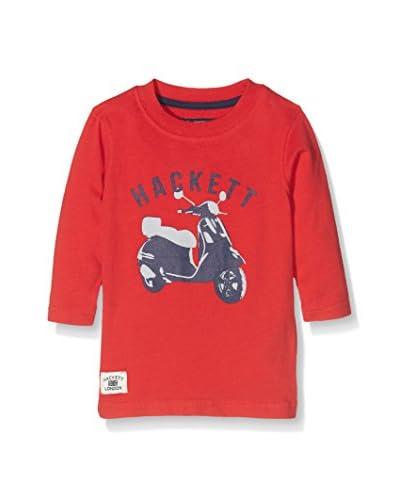 Hackett London Longsleeve Scooter Tee Ls T