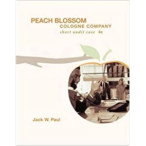 test bank solution manual for peach blossom cologne company with cd rh peachblossomcolognecompany4th blogspot com Apple Blossom Pear Blossom