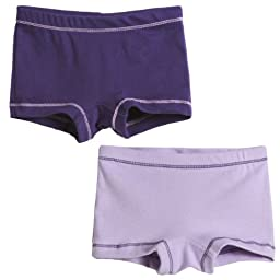 Baby Girls\' 2-Pack Boyshorts Bike and Dance Shorts, Princes-18-24 mon.