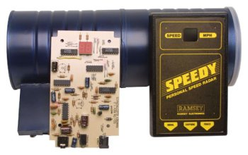 Ramsey SG7 Speedy Personal Speed Radar Kit