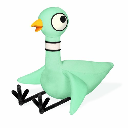 Don't Let The Pigeon Drive the Bus - Plush Stuffed Animals (with Voice)