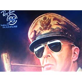 "ray ban ""the general"""