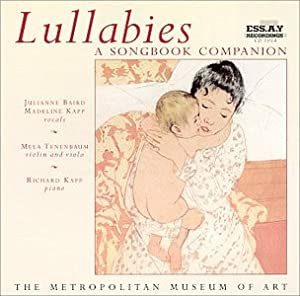 Lullabies-A Songbook Companion