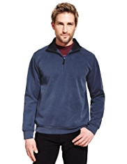 Blue Harbour Luxury Soft Touch Tencel® Fleece Top