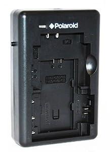 Chargeur universel de batterie d'appareil photo et de caméscope par Polaroid pour Sony (BG1, BN1, BK1, BD1, FW50, BTSE10, FH50, FH70, FH100, FV50, FV70, FV90, FV100)