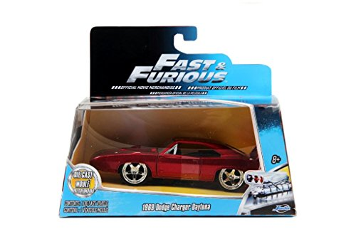 Fast Furious 7 1969 Dodge Charger Daytona 1:32 Scale