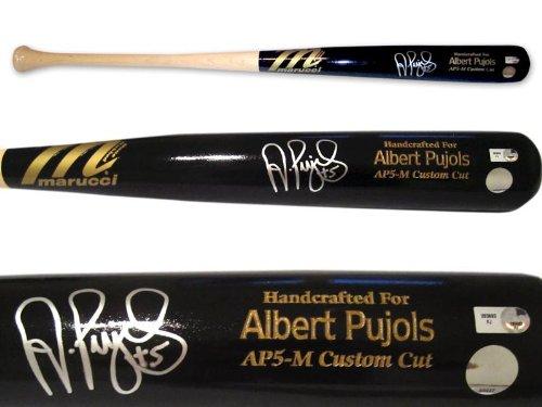 Pujols Autographed Pujols Autographed Bat