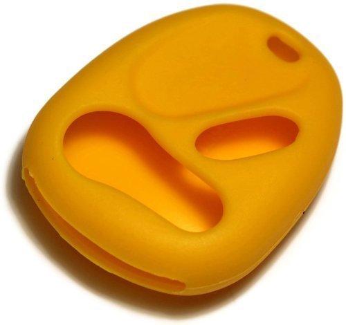 dantegts-amarillo-silicona-llavero-funda-proteccion-de-fundas-para-smart-remote-key-chain-compatible