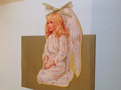 Adventskalender-mini-Engel-mit-blondem-Haar