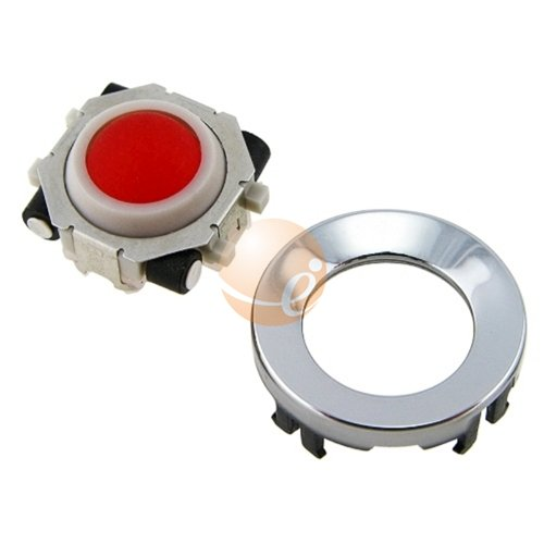 GTMax Red Replacement TrackBall For BlackBerry Curve 8330 8320 8310 8300