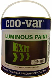 Luminous Paint - Protective Coat - 500ml