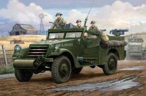 HBB82451 Hobbyboss 1:35 - M3a1 Scout Car 'White' Early Version