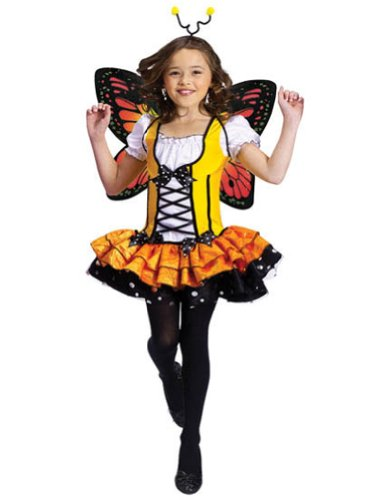 Butterfly Princess Toddler Costume 24M-2T - Toddler Halloween Costume