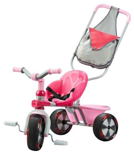Smoby 444501 - Dreirad Baby Driver
