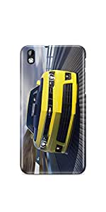 Casenation Chevrolet Camaro HTC Desire 816 Matte Case