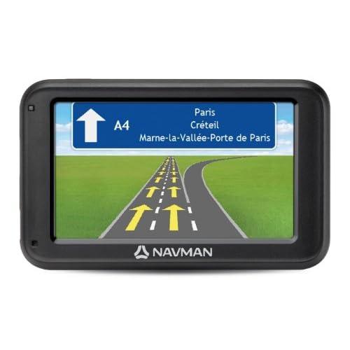 Navigation GPS NAVMAN F410 NOIR EUROPE