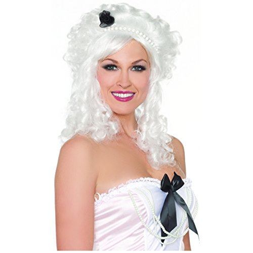 Pure Royalty Wig Costume Accessory