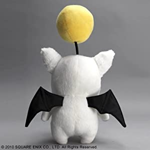 FINAL FANTASY XIV Stuffed Moogle - Kuplu Kopo - クプル・コポ ぬいぐるみ