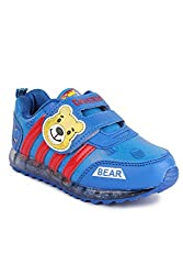 Nfive Blue Bear Comfortable And Stylish Unisex Sports Shoes