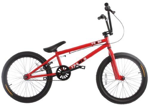 Framed Forge BMX Bike Red/Black 20